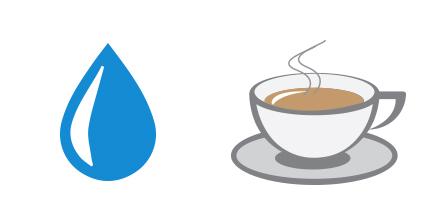 Påverkar te kroppens vätskebalans?