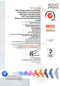 BRC Global Standard For Food Safety