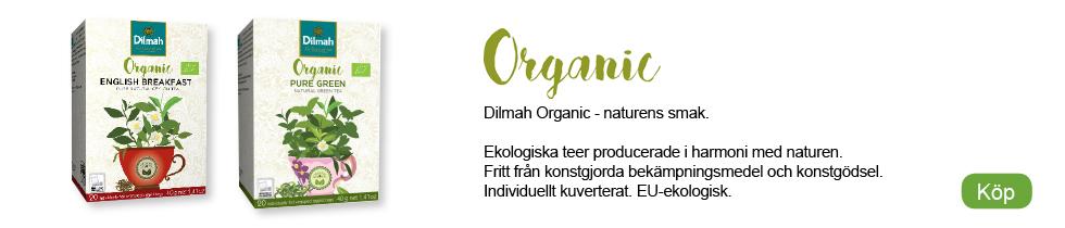 Dilmah Organic