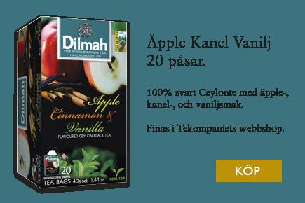 Dilmah Äpple Kanel